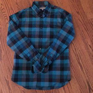 Express fitted men's shirt